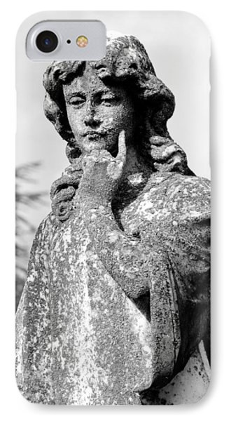 Contemplation IPhone Case by Andy Crawford
