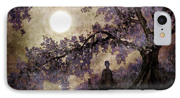 Contemplation Beneath The Boughs IPhone Case