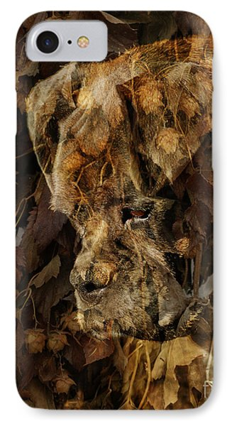 Contemplation IPhone Case by Judy Wood
