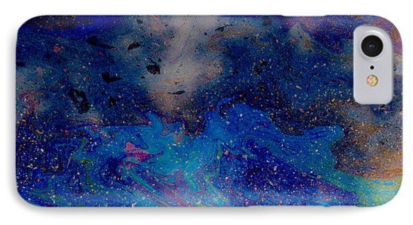 Contemplation IPhone Case by Samuel Sheats