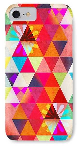 Contemporary 2 IPhone Case by Mark Ashkenazi