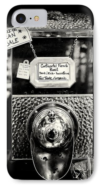 Continental French Roast Phone Case by Tanya Harrison