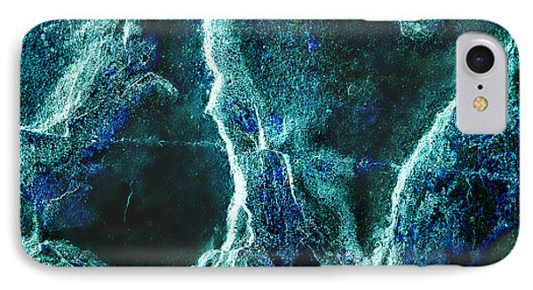 Contours 091 Abstract Phone Case by Natalie Kinnear