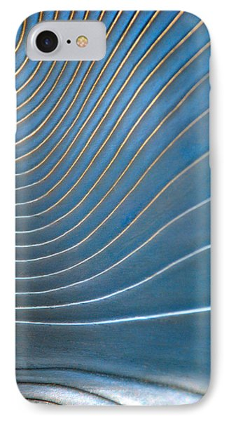 Contours 1 IPhone Case by Wendy Wilton