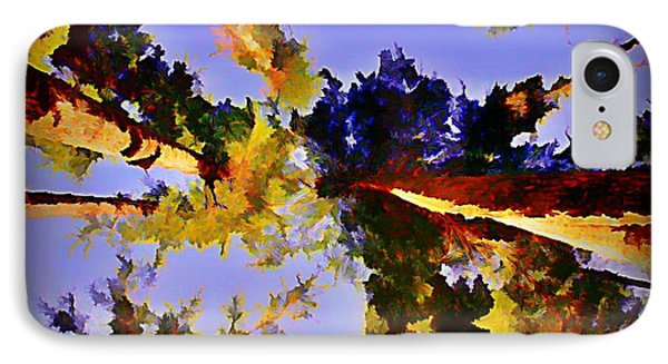 Convergent Perspective Phone Case by John Malone Halifax Artist