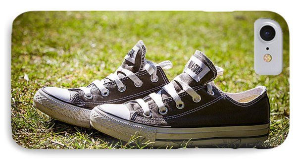 Converse Pumps IPhone Case