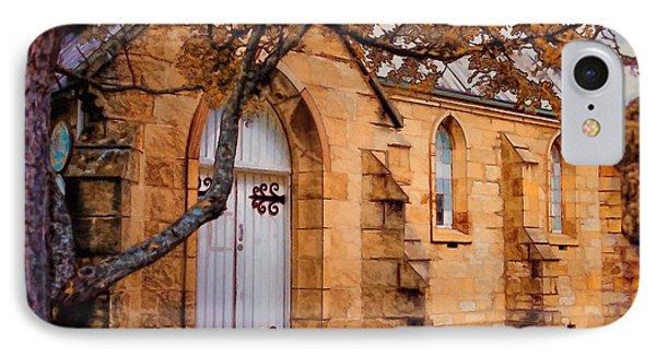 Convict Built Church 1873 IPhone Case