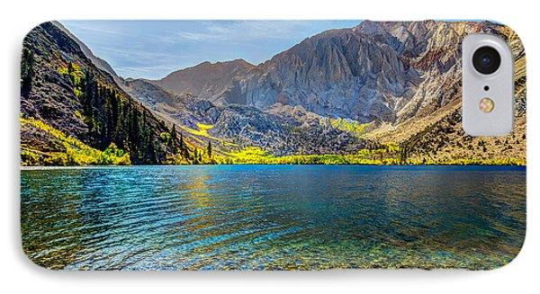 Convict Lake Fall Color IPhone Case
