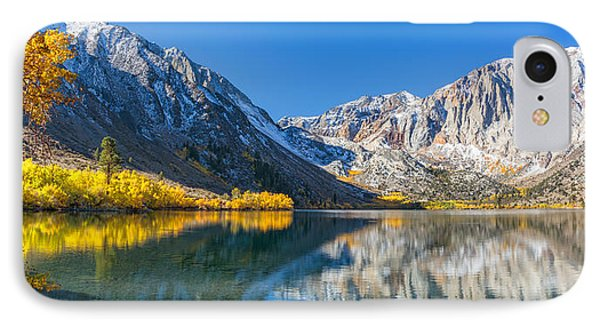 Convict Lake IPhone Case by Tassanee Angiolillo