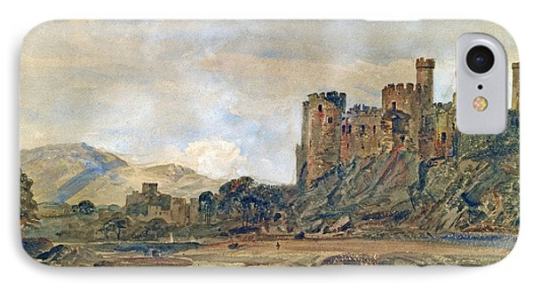 Conway Castle IPhone Case