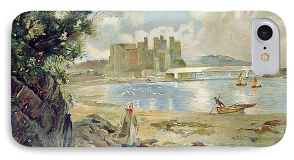 Conway Castle Phone Case by Sir David Murray