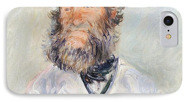 Cook Phone Case by Claude Monet