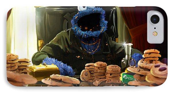 Cookie Montana IPhone Case