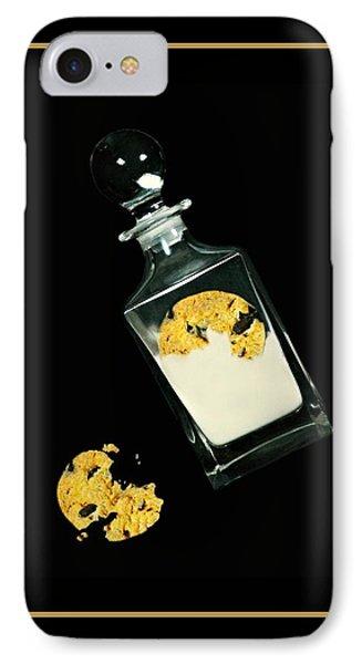 Cookies And Milk IPhone Case