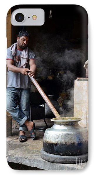 Cooking Breakfast Early Morning Lahore Pakistan IPhone Case