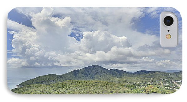 Far North Queensland iPhone 7 Case - Cooktown Skies by Peter Dore