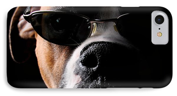 Cool Dog Phone Case by Jt PhotoDesign