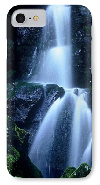 IPhone Case featuring the photograph Cool Sanctuary by Rodney Lee Williams