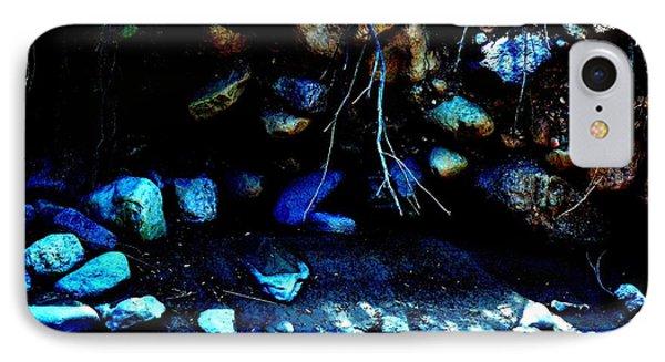 Coal Creek Cedar Canyon Utah IPhone Case