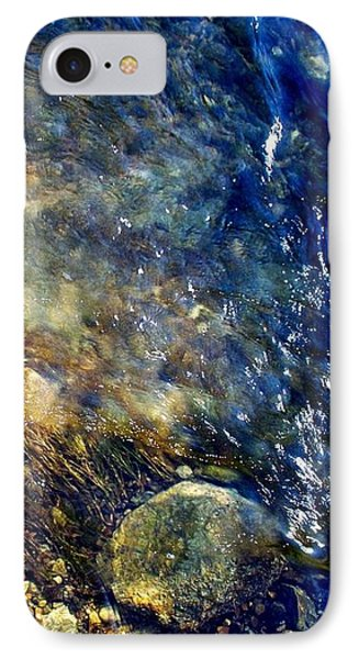 Cool Waters...of The Rifle River IPhone Case by Daniel Thompson