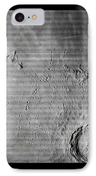 Copernicus Lunar Crater IPhone Case by Nasa/detlev Van Ravenswaay