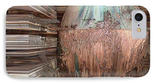 Copper Ball IPhone Case