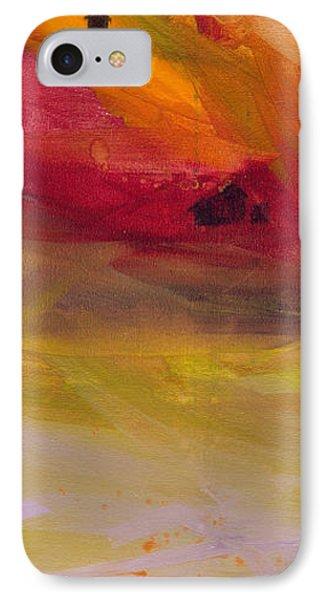 Copper Mist Phone Case by Robin Maria Pedrero