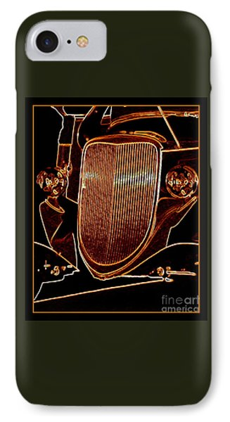 IPhone Case featuring the photograph Copper Works by Bobbee Rickard