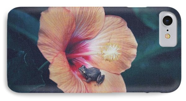 IPhone Case featuring the photograph Coqui  by The Art of Alice Terrill