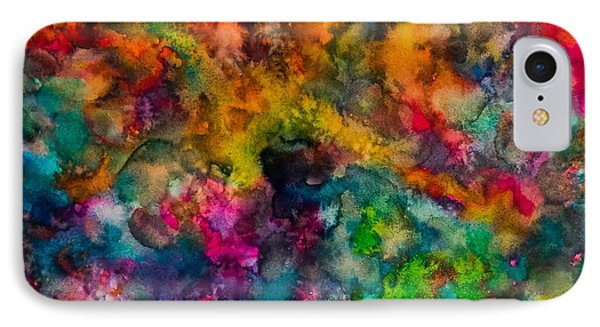 IPhone Case featuring the painting Core by  Heidi Scott