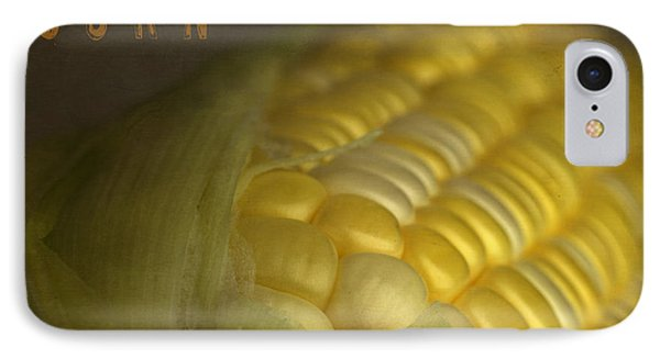 Corn IPhone Case by Elena Nosyreva