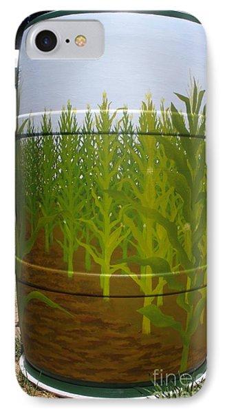 Corn Field IPhone Case by Katherine Tesch