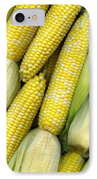 Corn On The Cob II IPhone Case by Tom Mc Nemar