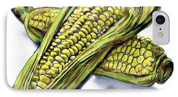 Corn Study IPhone Case