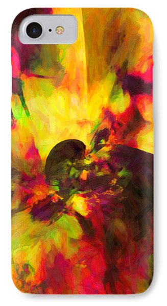 IPhone Case featuring the digital art Corner Of Discovery by Joe Misrasi