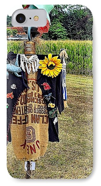 Cornfield Fete Phone Case by Lauren Leigh Hunter Fine Art Photography