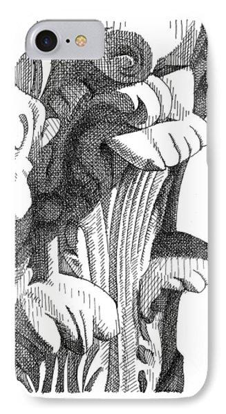 Cornice IPhone Case