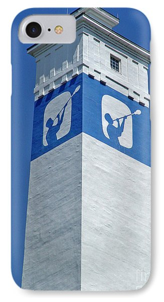 IPhone Case featuring the photograph Corning Little Joe Tower 1 by Tom Doud