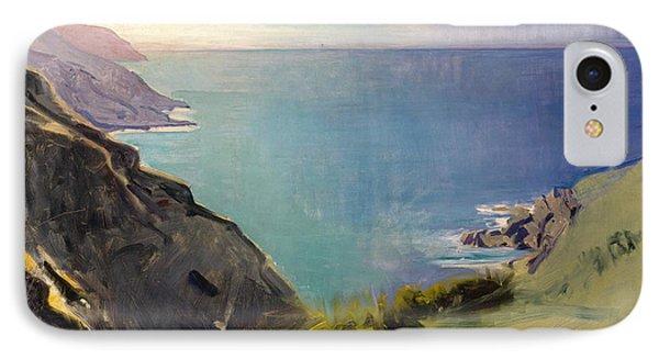 Cornish Headlands IPhone Case