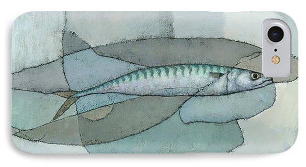 Cornish Mackerel IPhone Case by Steve Mitchell