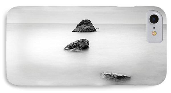 Cornish Seascape  Phone Case by John Farnan