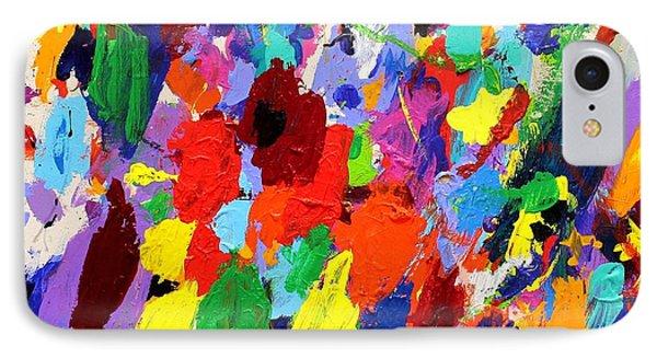 Cornucopia Of Colour I IPhone Case by John  Nolan