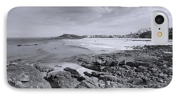 Cornwall Coastline 2 IPhone Case by Doug Wilton