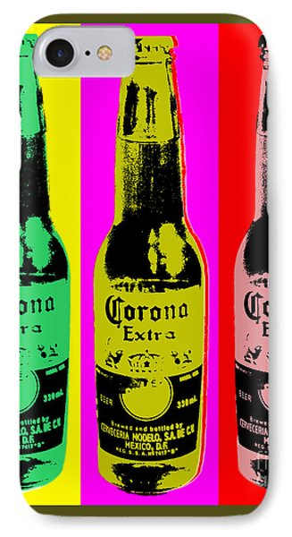 Corona Beer IPhone Case by Jean luc Comperat