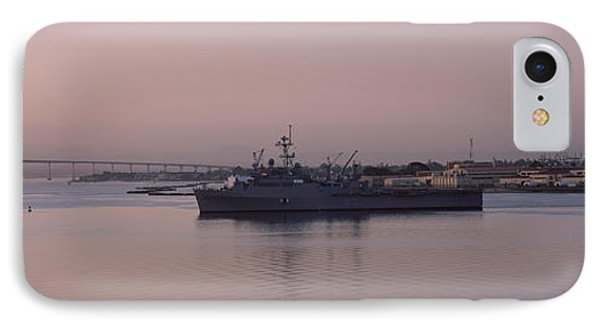 Coronado Bridge, San Diego, California IPhone Case by Panoramic Images