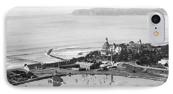 Coronado From Above 1920's IPhone Case
