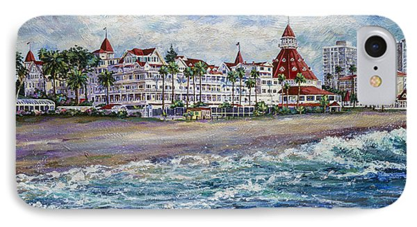 Coronado Shores IPhone Case by Glenn McNary