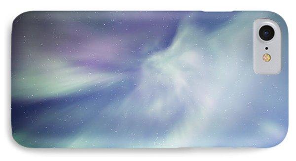 Coronal Aurora IPhone Case by Michele Cornelius