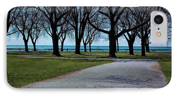 Coronation Park IPhone Case by Nicky Jameson