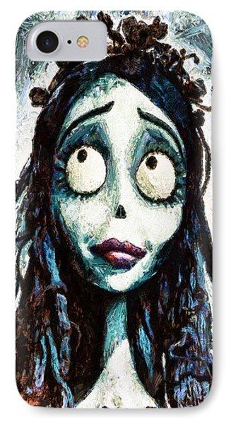 Corpse Bride IPhone Case by Joe Misrasi
